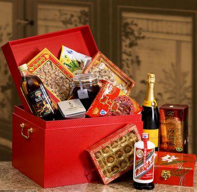北京中国大饭店奉献中秋月饼礼盒