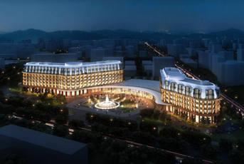 北戴河华贸喜来登酒店7月15日开业