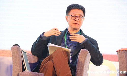 林聪 万豪国际集团 中国地区酒店业务发展高级副总裁图片