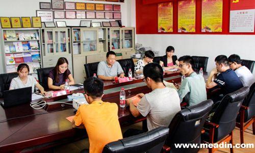 浙江理工大学启新学院与东方网升隆重举行就业实训合作签约仪式