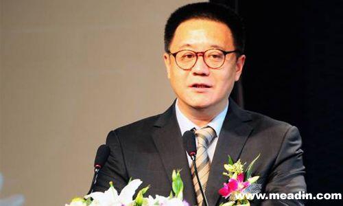 万豪:万豪国际集团中国区酒店业务发展高级副总裁林聪图片