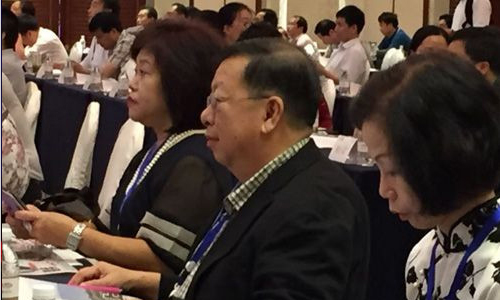 """2015连云港之夏""""一带一路""""海洋旅游创新发展论坛闭幕"""