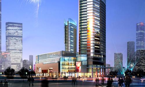 连云港苏宁索菲特酒店将于2015年第四季度开业