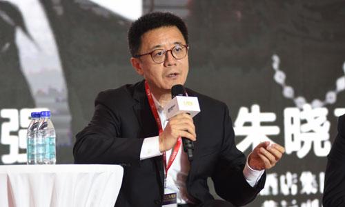 万豪中国区酒店业务发展高级副总裁    林聪图片