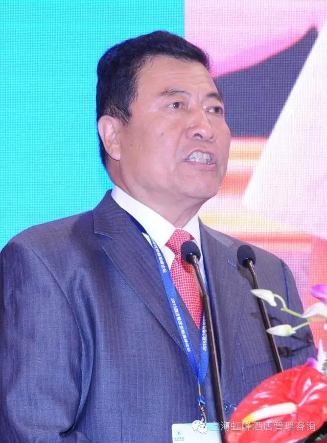 高建国简历_中国国宾馆协会主席高建国致辞