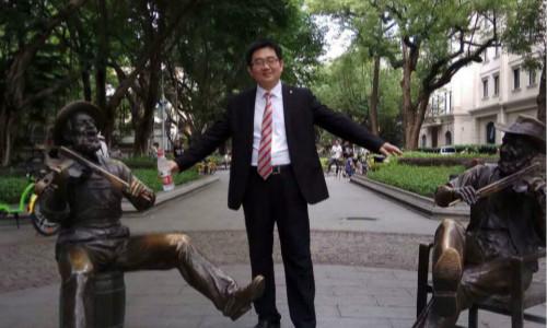 先之IHMA上海分会会长采访录——陶舰