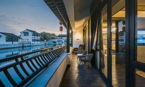 苏州雅致·湖沁阁酒店7月7日开业