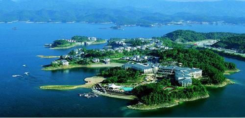 千岛湖:给女人一整天   住的全是景观房,喝的全是天然水,吃的全是有