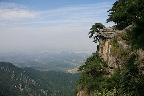 """庐山风景区""""江西省年度旅游接待人数超亿人次荣誉证书""""将在江西"""