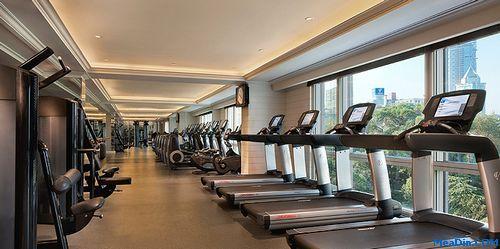 探秘五星酒店健身中心的特殊服务