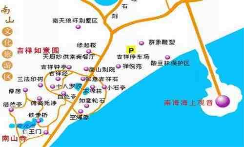 2012春节三亚旅游攻略:景点攻略