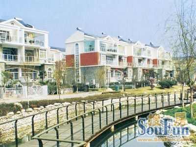 江城独栋别墅单价5000送300平花园
