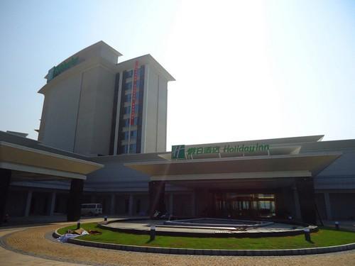 南阳建业森林半岛假日酒店今日开业