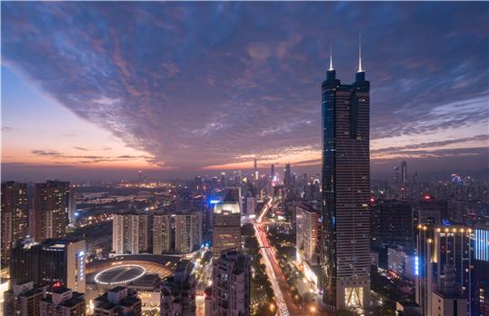 上海五四三星级酒店业绩2019年1至10月同比下降