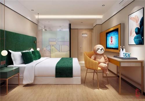胜高酒店联合红专设计 打造连锁酒店3.0时代
