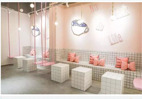 碧家国际社区2家新店开业 这对男神女神新店CP我爱了!