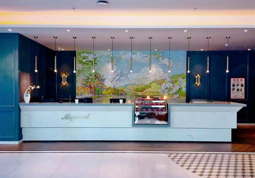 白玉蘭酒店再綻雪域高原 格爾木首店開業