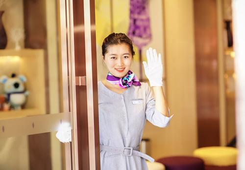 """""""麗枫""""独家运营模式:打造酒店一站式生活平台"""
