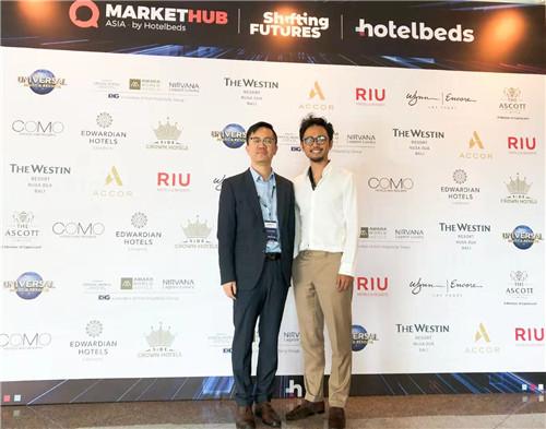 Hotelbeds中国区董事总经理张志锋:中国市场将成为国际集团全球化战略的发动机