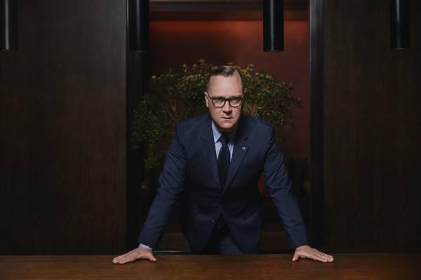 璞瑄酒店正式宣布任命Matthew Cooper为酒店总经理