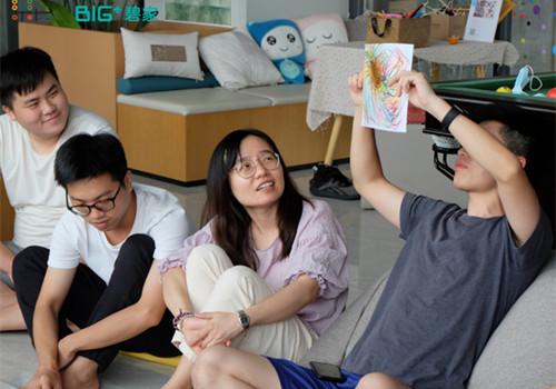 碧家国际社区楼洞艺术友好型社区系列活动NO.6:在音乐中关爱自己