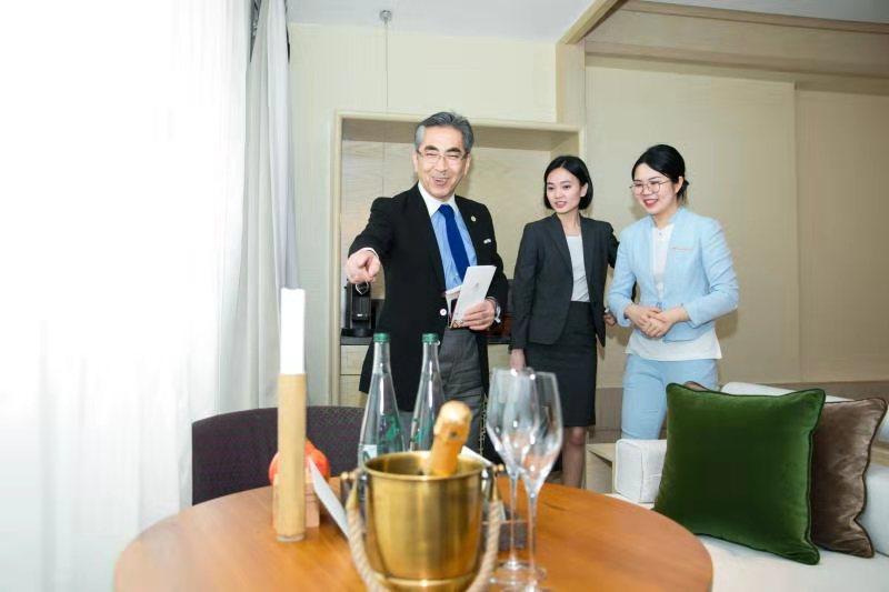 远洲旅业对话帝国饭店:传统与革新成就核心价值 社会责任感也应传承