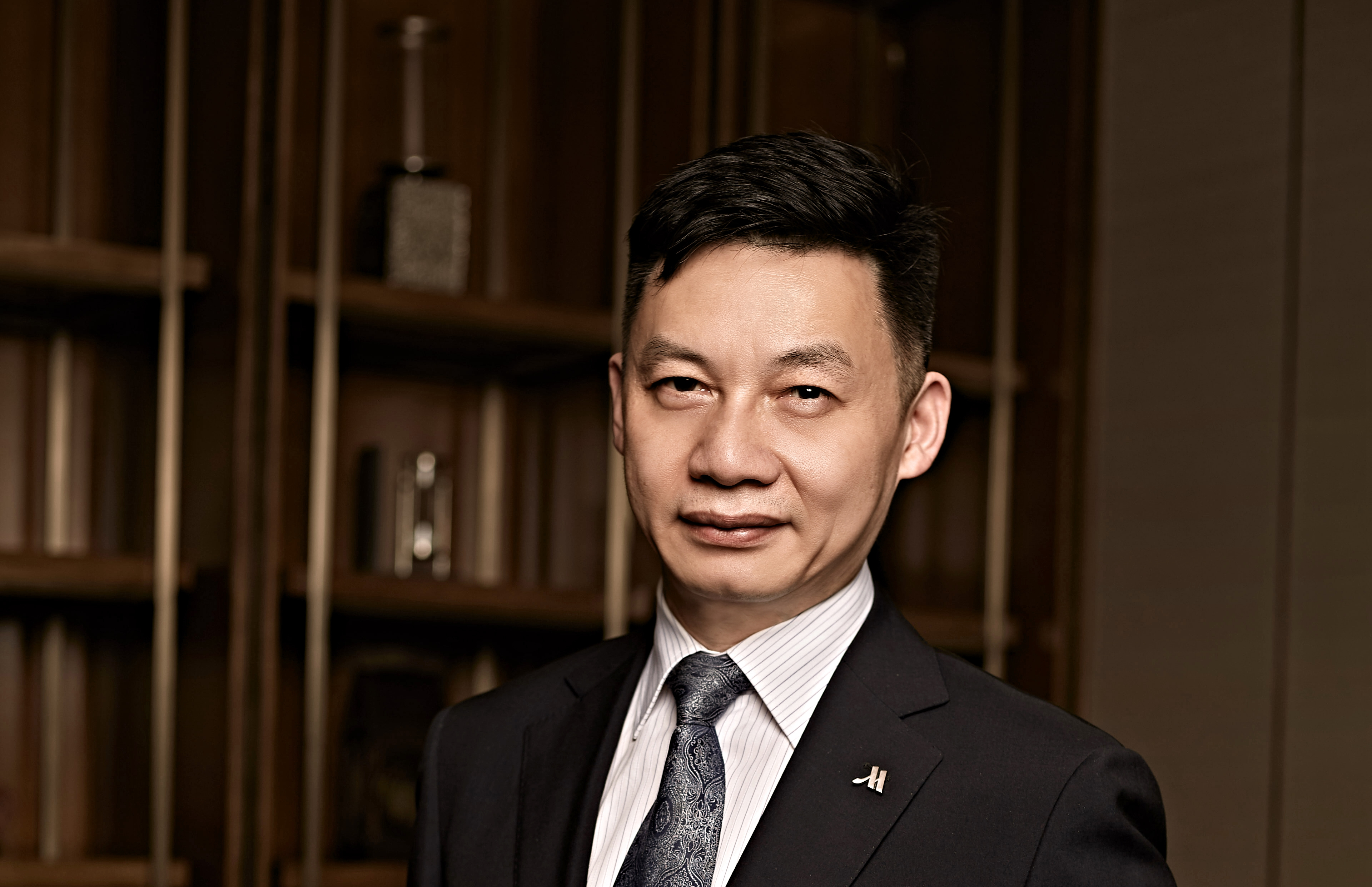 黄屹出任重庆万豪酒店总经理