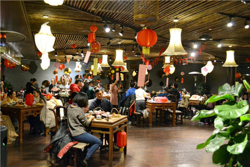 文旅协作,民俗文化传承增添书香府邸酒店中国味道
