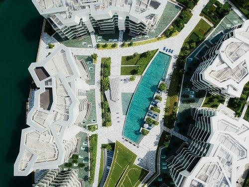 首期投资500亿元!绿地、华为联手打造南昌VR特色小镇