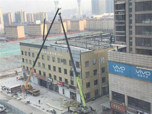 山东一社区集资耗千万新建办公楼 投入使用一年多被拆除