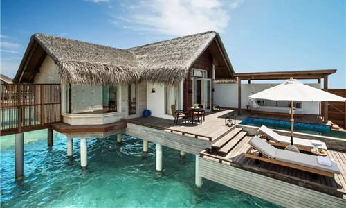 马尔代夫斯茹芬富士岛费尔蒙酒店4月开业