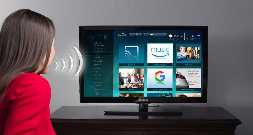 BeyondTV升级语音控制,打造全新酒店客房电视体验