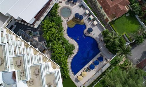 马来西亚首家希尔顿逸林度假酒店5月15日开业