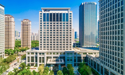 武汉泛海费尔蒙酒店将于2018年秋季开业