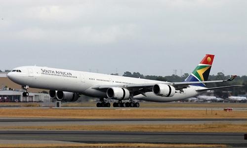 海航出清南非商务航空6.2%股份 估值1400万美元