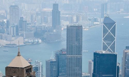 跑马圈地提速 联合办公氪空间进入香港