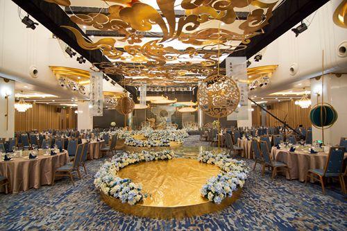 河南首家高端精品婚礼酒店在郑开业