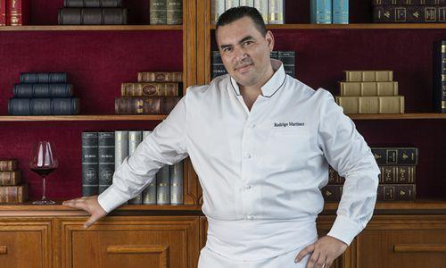 罗德里戈出任成都瑞吉酒店行政总厨