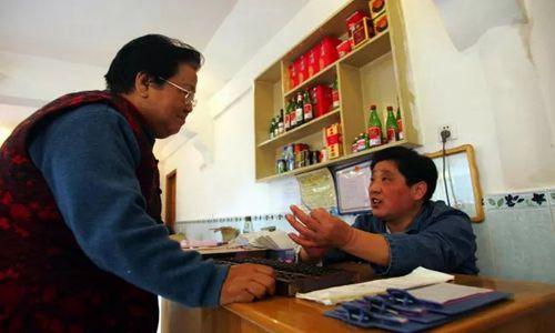 老太开中国第一家个体饭店 近百家外国媒体争先报道