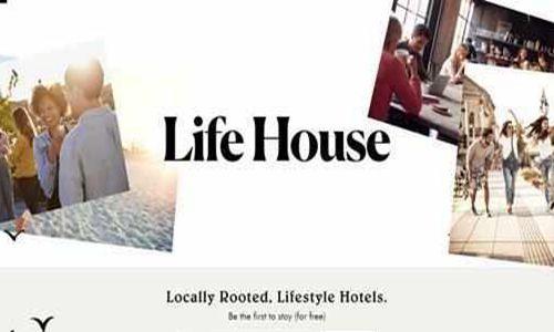精品酒店品牌Life House融资4000万美元