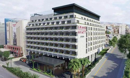 希腊首家雅典君悦酒店将于今年九月开业