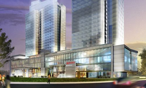 义乌万豪行政公寓5月25日正式开业