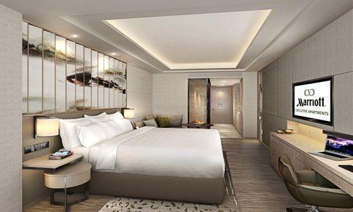 万豪行政公寓5月29日开业