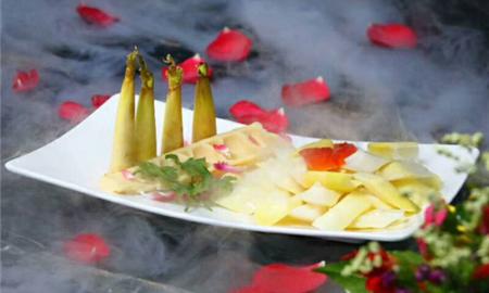 山野正当时 这8款竹笋菜品食客都爱点!