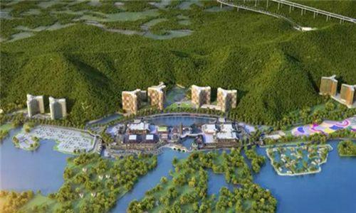 全球最大的酒店即将在中国建成