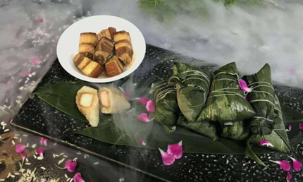 南粽北粽甜咸粽 端午节8种做法最应景