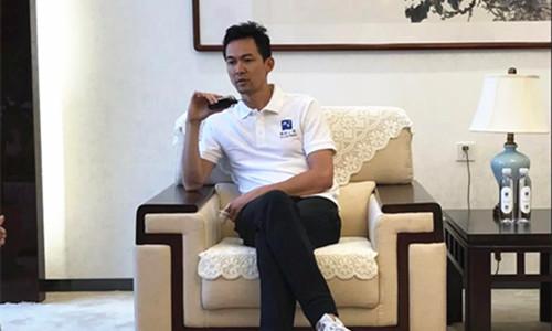 麦家专访:杭州电视台对话麦家公寓董事长兼CEO曾添先生