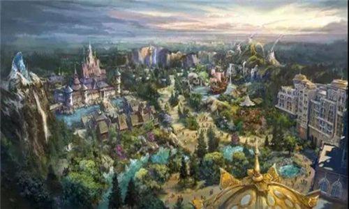 东京迪士尼海洋乐园扩建 亚洲三大迪士尼度假区是竞争还是协同?