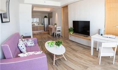 探访:海航地产首个长租公寓项目现身海口