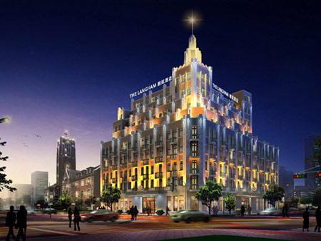 上海朗廷扬子精品酒店5月开业